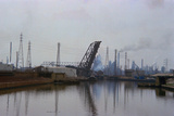 Lake Erie Polluted Waterway