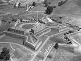 Aerial View of Fort Mchenry