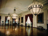East Room of White House