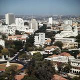 View of Dakar
