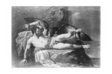 Vulture Attacking Prometheus