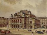 Austria  Vienna  Opera House
