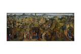 The Seven Joys of the Virgin  1480