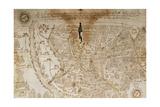 Map of Panama  the Land of Cayapa  Yatino and Yambas  1597