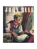 Front Cover of 'John Bull'  January 1947