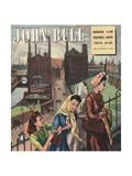 Front Cover of 'John Bull'  October 1948