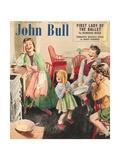 Front Cover of 'John Bull'  February 1950