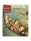 Front Cover of 'John Bull'  April 1954