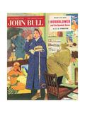 Front Cover of 'John Bull'  January 1958