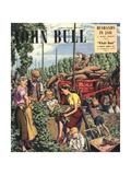 Front Cover of 'John Bull'  September 1948