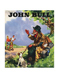 Front Cover of 'John Bull'  July 1946