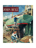 Front Cover of 'John Bull'  May 1952