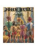 Front Cover of 'John Bull'  August 1946