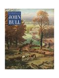 Front Cover of 'John Bull'  1953