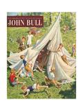 Front Cover of 'John Bull'  June 1953