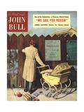 Front Cover of 'John Bull'  August 1952