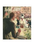 Front Cover of 'John Bull'  January 1950