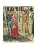 Front Cover of 'John Bull'  March 1949
