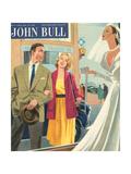Front Cover of 'John Bull'  June 1955