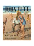 Front Cover of 'John Bull'  August 1947