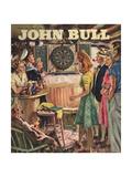 Front Cover of 'John Bull'  July 1947