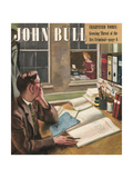 Front Cover of 'John Bull'  October 1947