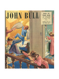 Front Cover of 'John Bull'  January 1949