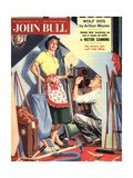 Front Cover of 'John Bull'  December 1957