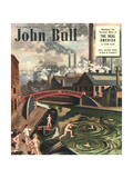 Front Cover of 'John Bull'  July 1949
