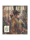 Front Cover of 'John Bull'  February 1947