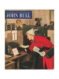 Front Cover of 'John Bull'  February 1953