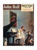 Front Cover of 'John Bull'  February 1951