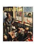 Front Cover of 'John Bull'  1948