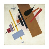 Russia  Painting of Suprematism
