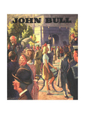 Front Cover of 'John Bull'  October 1946