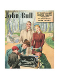 Front Cover of 'John Bull'  September 1949