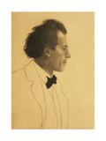 Austria  Vienna  Portrait of Composer Gustav Mahler