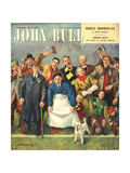 Front Cover of 'John Bull'  April 1949