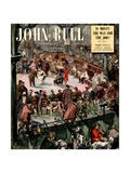 Front Cover of 'John Bull'  October 1948