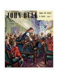 Front Cover of 'John Bull' Magazine  November 1947