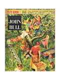 Front Cover of 'John Bull'  September 1956