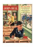 Front Cover of 'John Bull'  February 1957