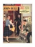 Front Cover of 'John Bull'  June 1957