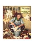 Front Cover of 'John Bull'  December 1949