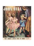 Front Cover of 'John Bull' Magazine  January 1948