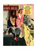 Front Cover of 'John Bull'  February 1955