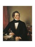 Austria  Vienna  Portrait of Franz Peter Schubert