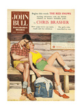 Front Cover of 'John Bull'  September 1959