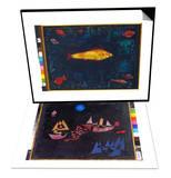 The Golden Fish  1925 & Abfahrt Der Schiffe  1927 Set