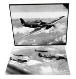British RAF Hawker Hurricane & WWII British RAF Spitfires Set